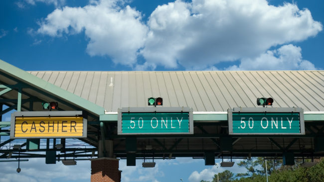 Would Leasing a Toll Road Contradict the Users-Pay Principle?