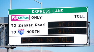 Providing Electronic Toll Collection to the Unbanked and Underbanked