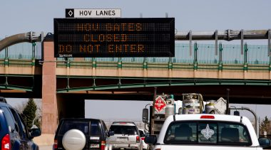 Surface Transportation News: Congestion Pricing, Toll Lanes, Commuting Data and More