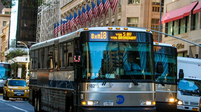 Cars, Mass Transit and the Efforts to Reduce Emissions