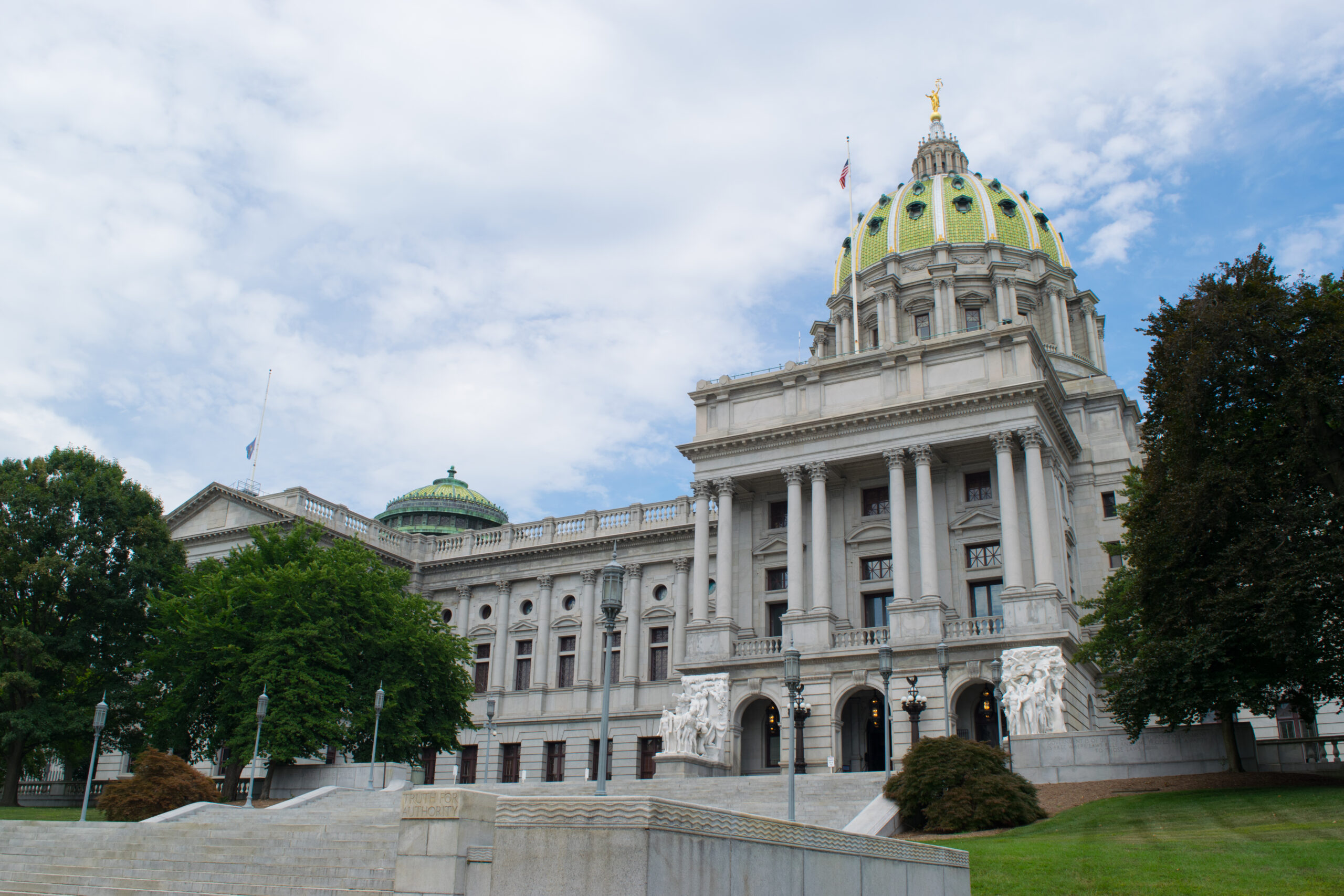 Testimony on pension garnishment and forfeiture, and future pension policy considerations for Pennsylvania