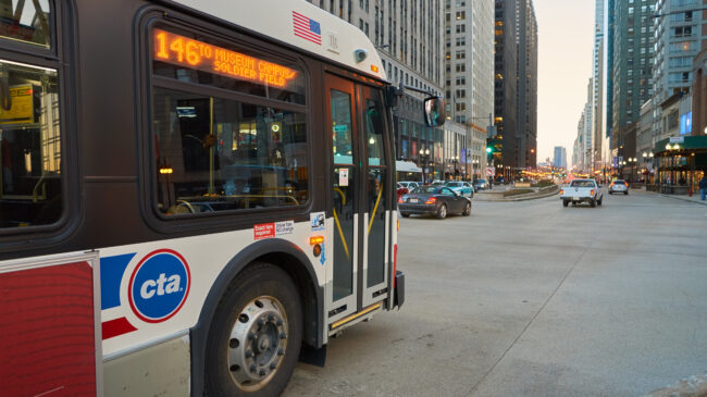 Should the Federal Government Fund Highways and Transit Equally?